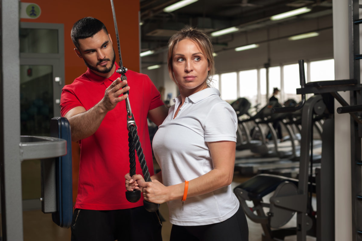 Fitness Coach Halifax Trainer