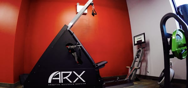 Photo of ARX exercise equipment.